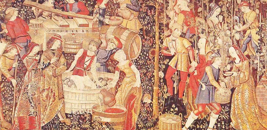 12/6(日)開催】ワインをより楽しめるようになるオンラインセミナー『歴史で巡るフランスワイン ~ブルゴーニュ編 Part2~』 | VIN & MARIAGE
